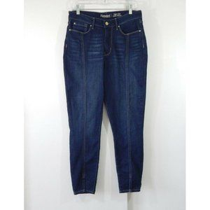 LEVIS jeans high rise ankle skinny stretch cotton